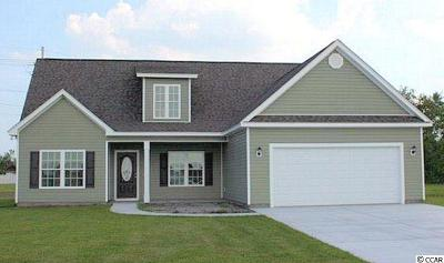 Longs Single Family Home For Sale: Tbb11 Cupola Drive