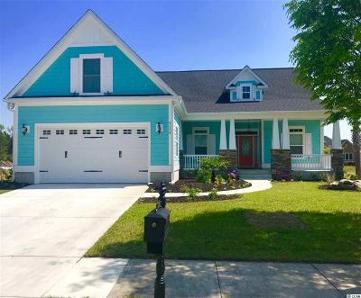Pawleys Island Single Family Home For Sale: Tbb Lot 5 Tuckers Rd