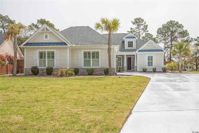 Myrtle Beach Single Family Home For Sale: 5915 Woodside Ave