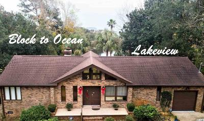 Myrtle Beach Single Family Home For Sale: 4805 Yaupon Circle