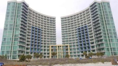 North Myrtle Beach Condo/Townhouse For Sale: 300 N Ocean Blvd. #1609