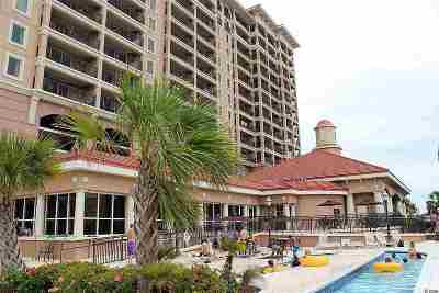North Myrtle Beach Condo/Townhouse For Sale: 1819 N Ocean Blvd. #7009