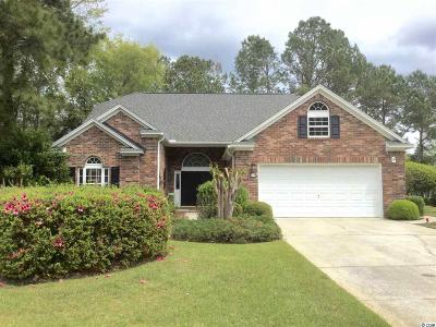 Pawleys Island Single Family Home Active-Pend. Contingent Contra: 39 Monarch Court