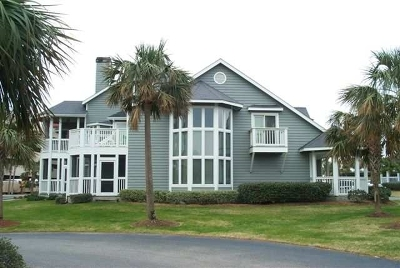 Myrtle Beach Condo/Townhouse For Sale: 709 Appleby Way #7-D