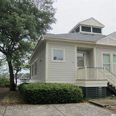 Pawleys Island Condo/Townhouse For Sale: 20 Cattail Court #1A