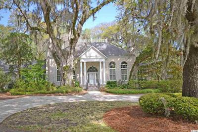 Pawleys Island Single Family Home Active-Pend. Cntgt. On Financi: 488 Heston Point Drive