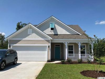 Myrtle Beach, Surfside Beach, North Myrtle Beach Single Family Home Active-Pend. Cntgt. On Financi: 524 Oyster Drive