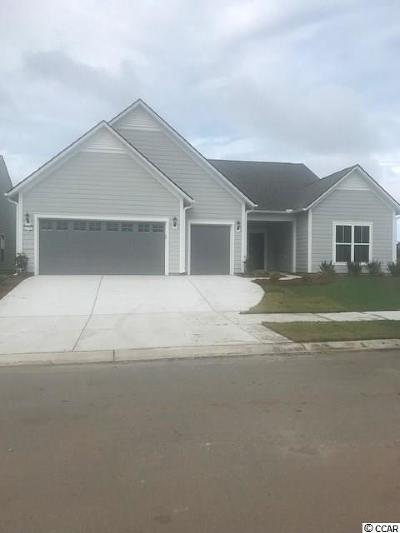 Myrtle Beach Single Family Home Active-Pend. Cntgt. On Financi: 6290 Trapani Pl