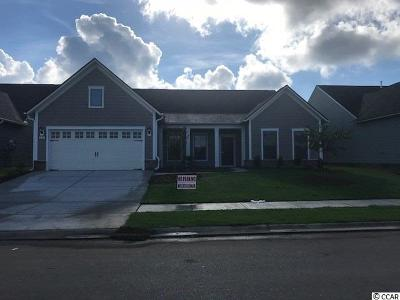 Myrtle Beach Single Family Home Active-Pending Sale - Cash Ter: 6280 Trapani Place