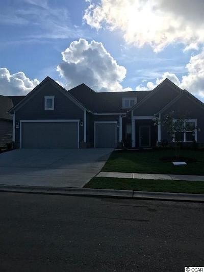 Myrtle Beach Single Family Home Active-Pend. Cntgt. On Financi: 6276 Trapani Place