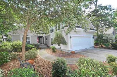 North Myrtle Beach Single Family Home For Sale: 810 Morrall Drive