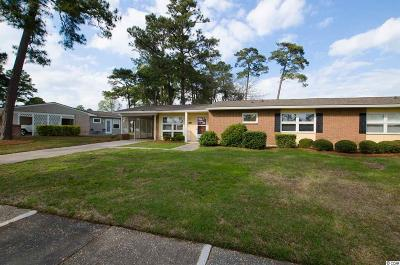 Horry County Condo/Townhouse For Sale: 3645 Cypress Circle #3645