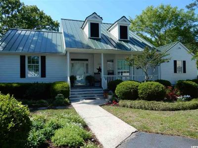Murrells Inlet Single Family Home For Sale: 4424 Buckthorn Pl