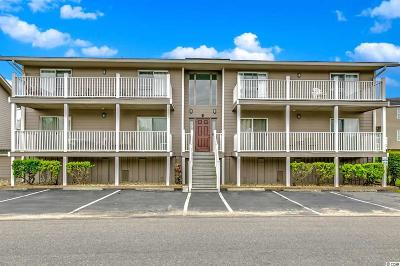 Surfside Beach Condo/Townhouse For Sale: 111 5th Ave N #E20