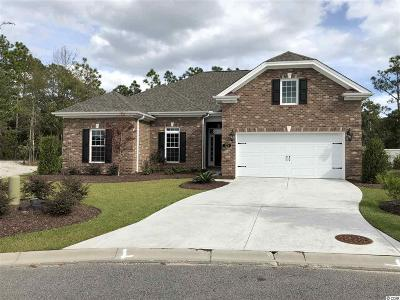 Myrtle Beach Single Family Home Active-Pend. Cntgt. On Financi: 725 Cameo Court