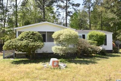 Conway Single Family Home Active-Pending Sale - Cash Ter: 892 Meadowbrook Drive