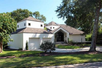 Pawleys Island Single Family Home Active-Pending Sale - Cash Ter: 317 Old Augusta Dr.