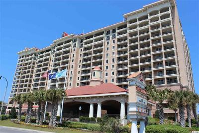 North Myrtle Beach Condo/Townhouse For Sale: 1819 N Ocean Blvd, #1104 #1104