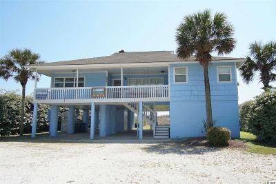 North Myrtle Beach Single Family Home For Sale: 606 N Ocean Blvd