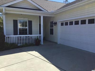 Pawleys Island Condo/Townhouse Active-Pend. Cntgt. On Financi: 59-1 Knight Circle #59-1