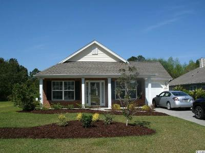 Murrells Inlet Single Family Home Active-Pend. Cntgt. On Financi: 215 Marbella Drive