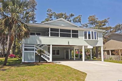 Surfside Beach Single Family Home Active-Pend. Cntgt. On Financi: 120 Lake Court