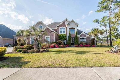 Myrtle Beach Single Family Home For Sale: 8112 Wacobee Drive