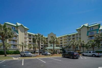 Pawleys Island Condo/Townhouse For Sale: 135 S Dunes Dr. #501