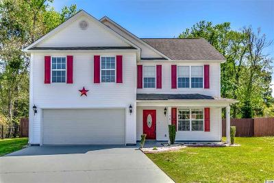 Murrells Inlet Single Family Home Active-Pend. Cntgt. On Financi: 196 Molinia Dr