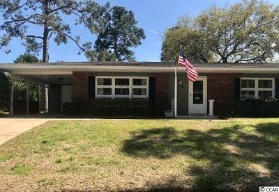 Horry County Condo/Townhouse For Sale: 3647 Cactus Street #3647