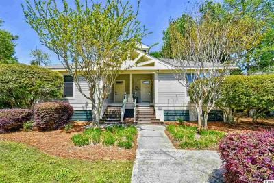 Pawleys Island Condo/Townhouse For Sale: 65-B Lakeside Dr #B