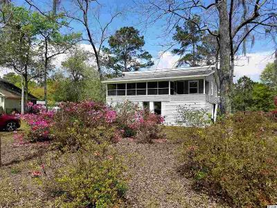 Murrells Inlet Single Family Home For Sale: 5384 Berkeley