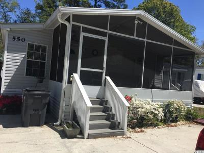 Murrells Inlet Single Family Home Active-Pending Sale - Cash Ter: 550 Oak Avenue