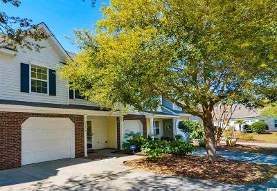 Pawleys Island Condo/Townhouse For Sale: 314-4 Red Rose Blvd #314-4