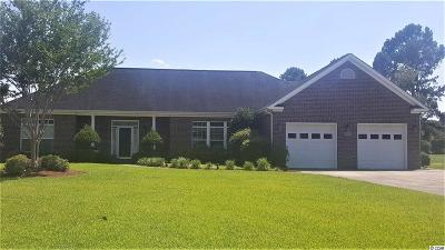 Little River Single Family Home For Sale: 875 Clover Court