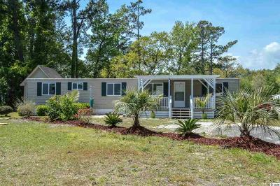 Murrells Inlet Single Family Home For Sale: 34 Seaway Lane