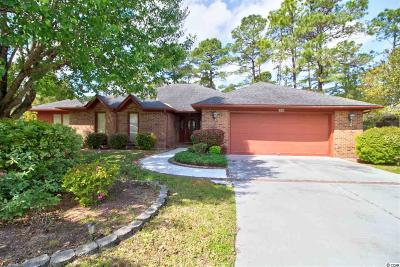 Myrtle Trace Single Family Home Active-Pending Sale - Cash Ter: 127 Birchwood Ln