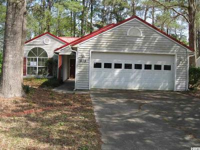 Longs Single Family Home For Sale: 408 Charter Dr