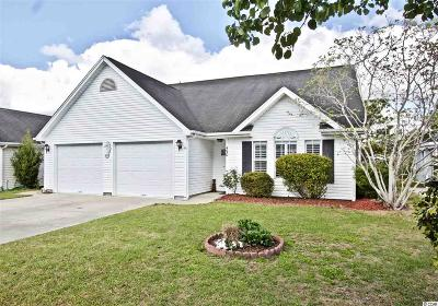 Surfside Beach Single Family Home For Sale: 490 Mallard Lake Circle