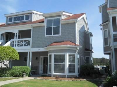 Little River Condo/Townhouse For Sale: 4396 Baldwin Ave. #121 #121