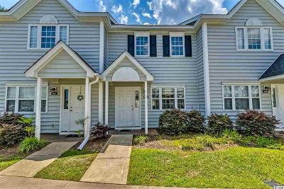 Murrells Inlet Condo/Townhouse For Sale: 630 Sailbrooke Court #102