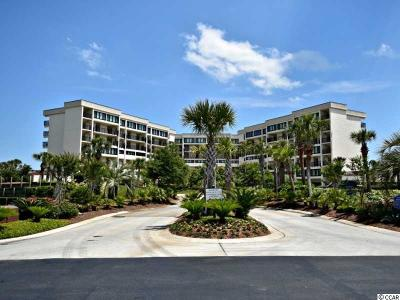 Pawleys Island Condo/Townhouse For Sale: 645 Retreat Beach Circle #A-1-M