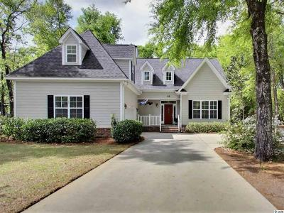Pawleys Island Single Family Home Active-Pend. Cntgt. On Financi: 68 Wicklow Way