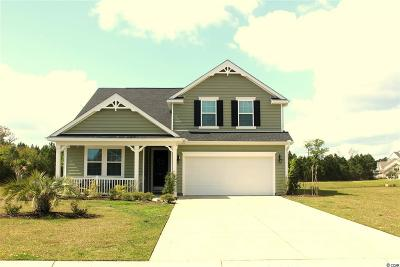 Murrells Inlet Single Family Home For Sale: 717 Harbor Bay Drive