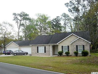Surfside Beach Single Family Home For Sale: 211 N Cedar Dr.