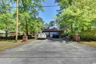 Conway Single Family Home For Sale: 123 Wofford Circle