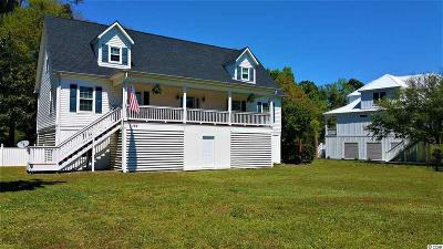 Pawleys Island Single Family Home For Sale: 159 North Causeway