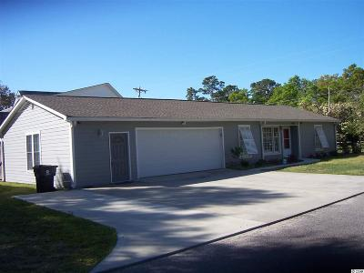 Little River Single Family Home For Sale: 1640 Forest Dr.