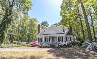 Pawleys Island Single Family Home For Sale: 337 Savannah Drive