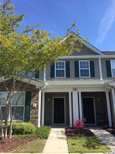 Murrells Inlet Condo/Townhouse For Sale: 159c Chenoa Dr. #C